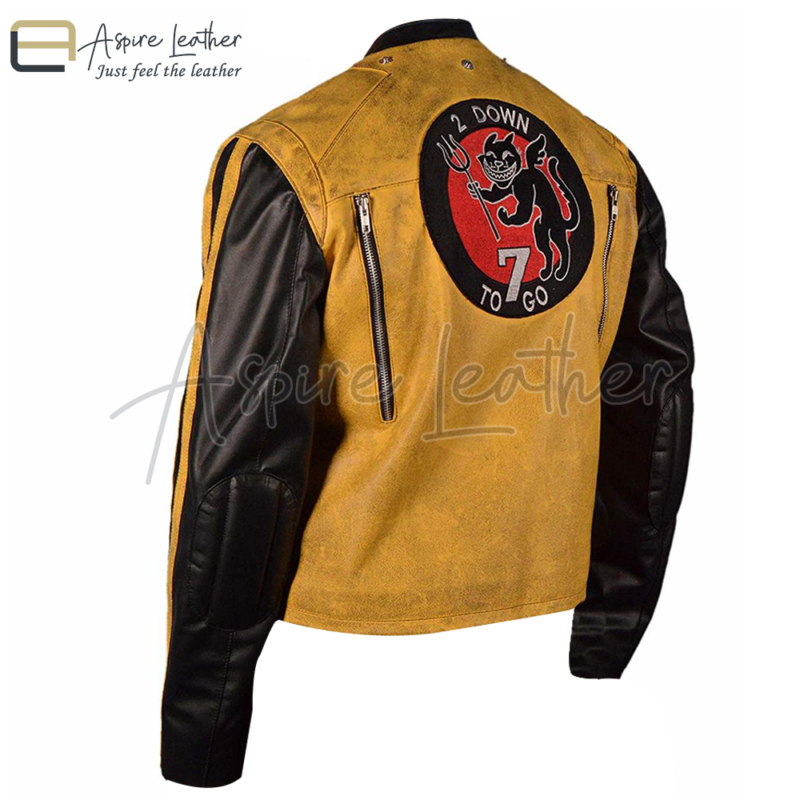The New Colossus Wolfenstein 2 Jacket