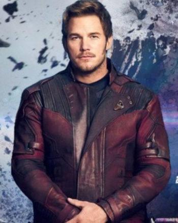 Avengers Endgame Infinity Star Lord Jacket