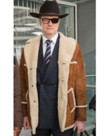 Kingsman: Golden Circle's Harry Hart Coat