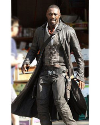 Idris Elba Coat From The Dark Tower