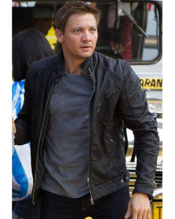 Bourne Legacy Aaron Cross Leather Jacket