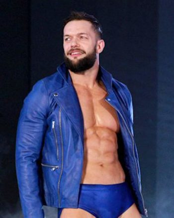 WWE FINN BALOR SYLISH BIKER JACKET