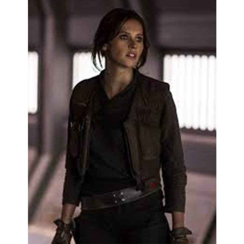 A Star Wars Story Jyn Erso Jacket