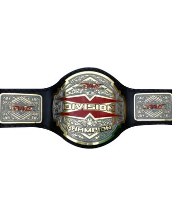 TNA X DIVISION CHAMPIONSHIP WRESTLING BELT