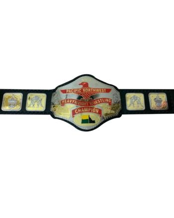 NWA Pacific North West Heavyweight Wrestling Championship Belt